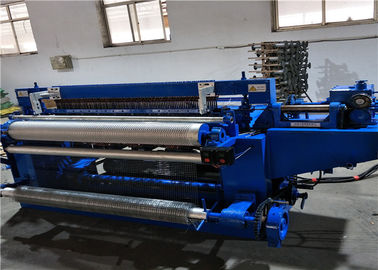 High Speed Automatic Wire Mesh Welding Machine , Automatic Welded Wire Mesh Machine